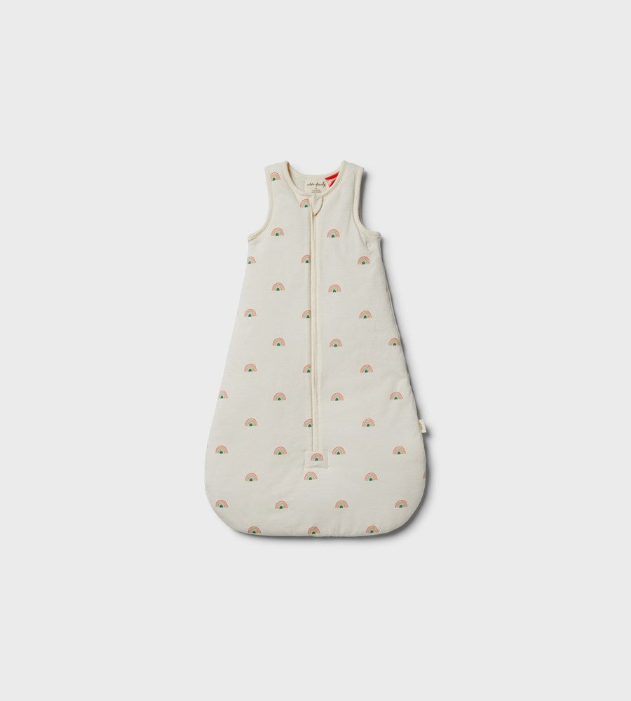 Wilson & Frenchy | Organic Sleeping Bag | Sing A Rainbow