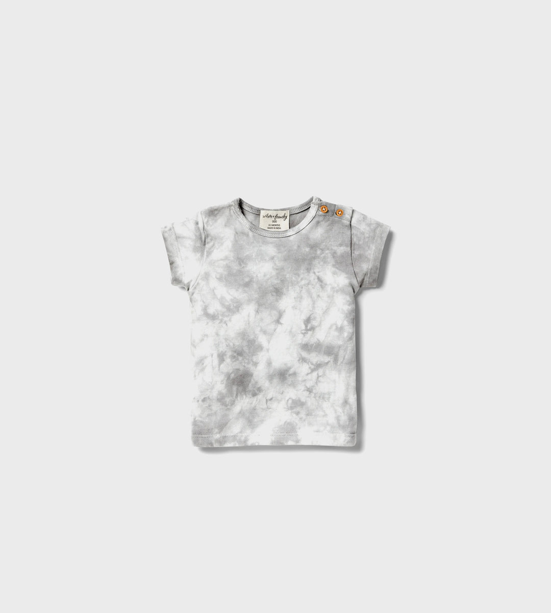 Wilson & Frenchy | Organic Tee | Cloud Burst