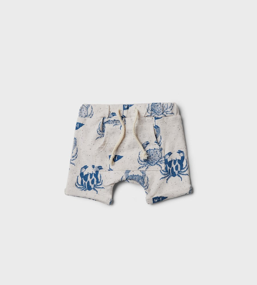 Wilson & Frenchy | Slouch Short | Monsieur Crab