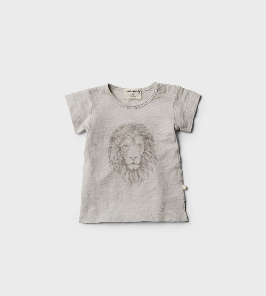 Wison & Frenchy | Tee | Little Lion