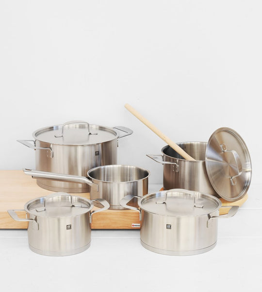 Zwilling | Base Cookware Set | 5 Piece