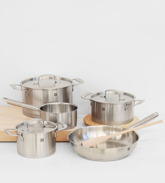 Zwilling | Base Cookware Set with Frypan | 5 Piece