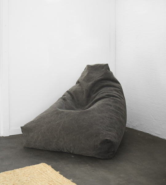 Chief Bean Bag | Black