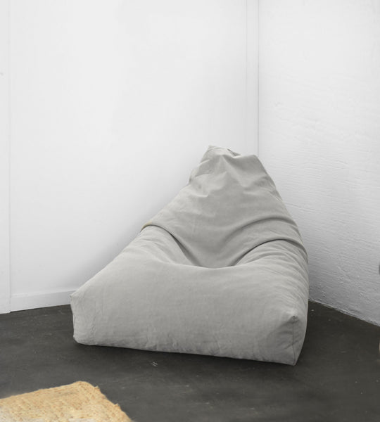 Chief Bean Bag | Light Grey