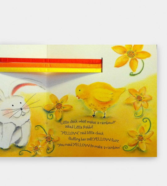 What Makes A Rainbow By Betty Ann Schartz Father Rabbit Limited
