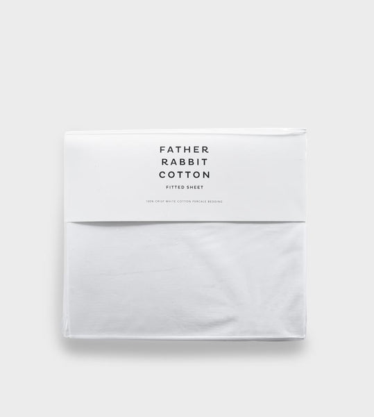 Father Rabbit Cotton | Fitted Sheet