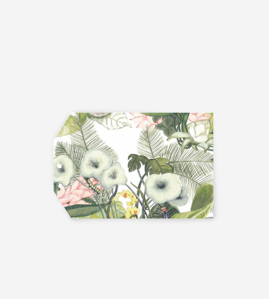 Father Rabbit Stationery Gift Tag | Botanic Jungle