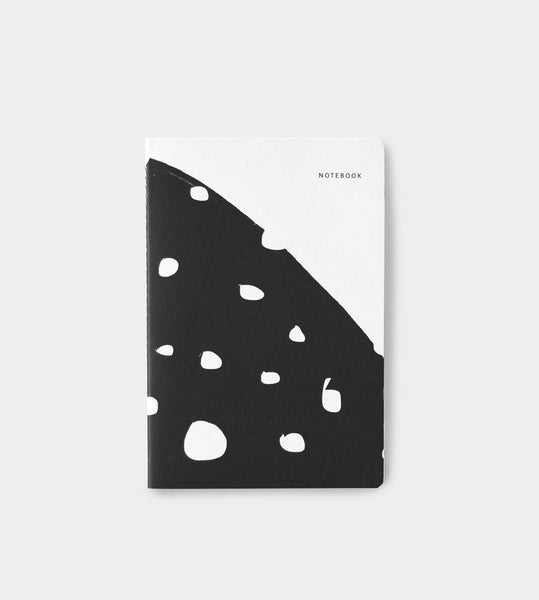 Father Rabbit Stationery Notebook Spotty Bird
