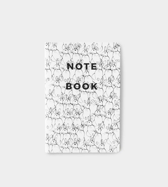 Father Rabbit Stationery Notebook Rabbits