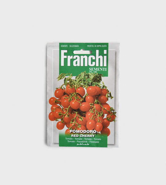 Franchi Sementi Seeds | Red Cherry Tomatoes