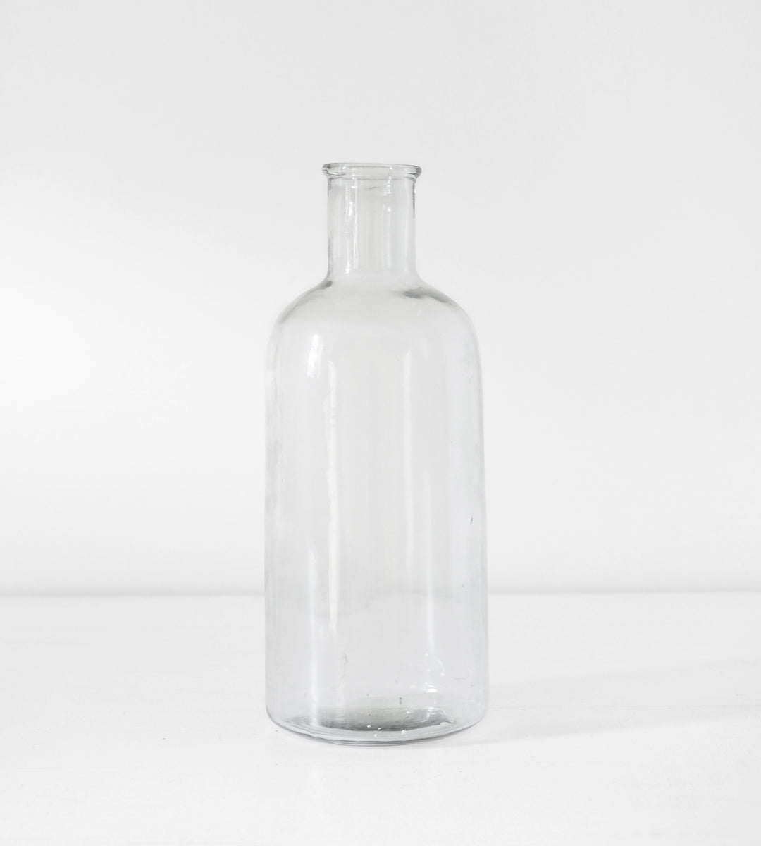 Cassis Clear Bottle