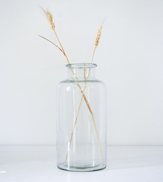 Cassis Clear Vase