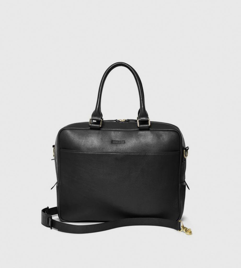 Harry & Co. | Edward Bag | Black