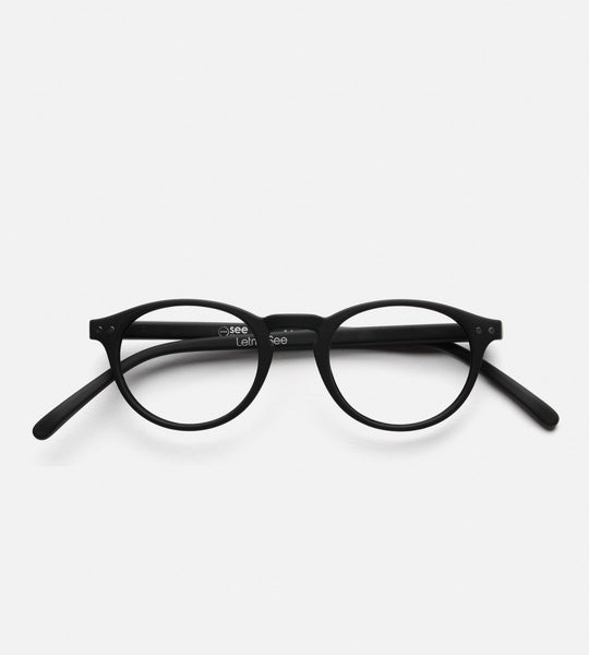 Izipizi Reading Glasses | # A | Black