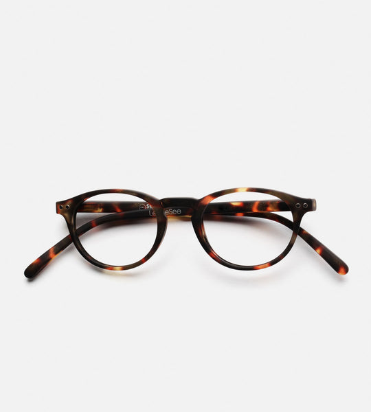Izipizi Reading Glasses | # A | Tortoise