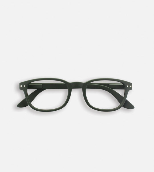 Izipizi Reading Glasses | # B | Khaki Green
