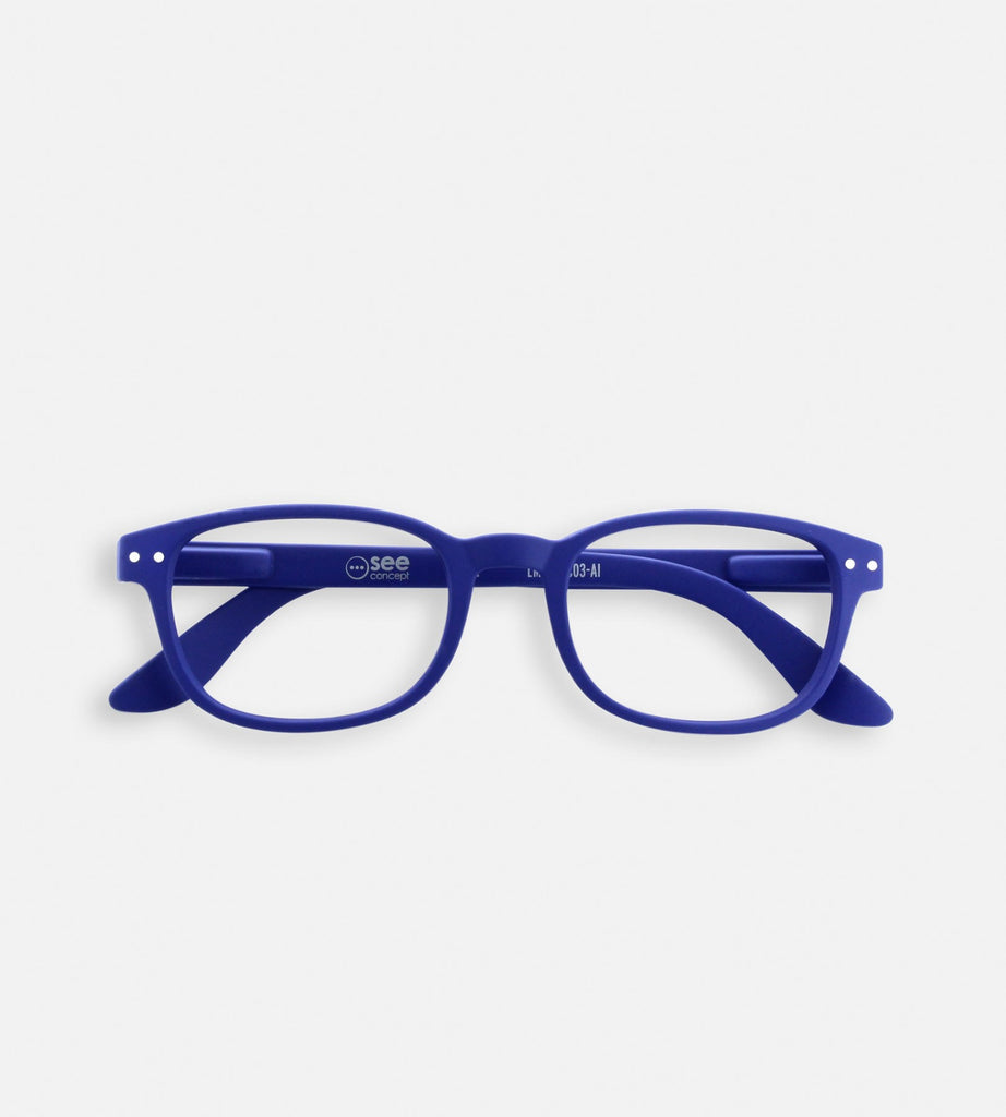 Izipizi Reading Glasses | # B | Navy Blue