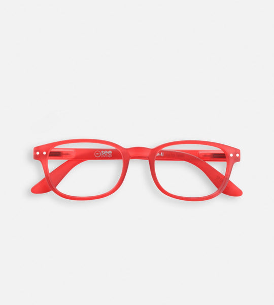 Izipizi Reading Glasses | # B | Red
