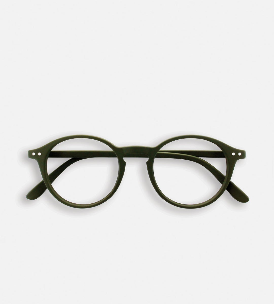 Izipizi Reading Glasses | # D | Khaki Green