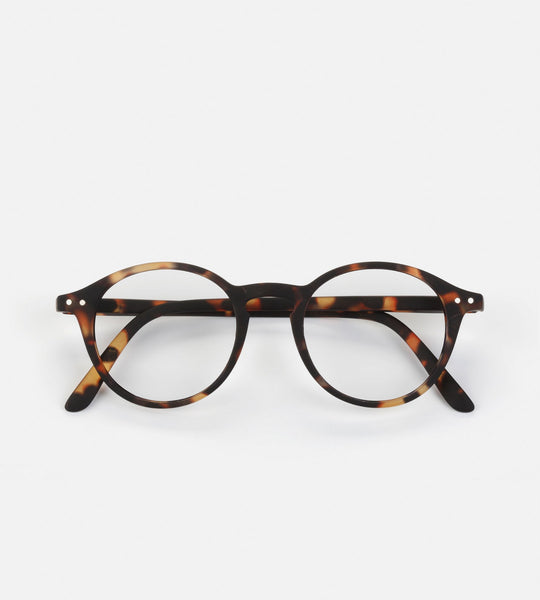 Izipizi Reading Glasses | # D | Tortoise