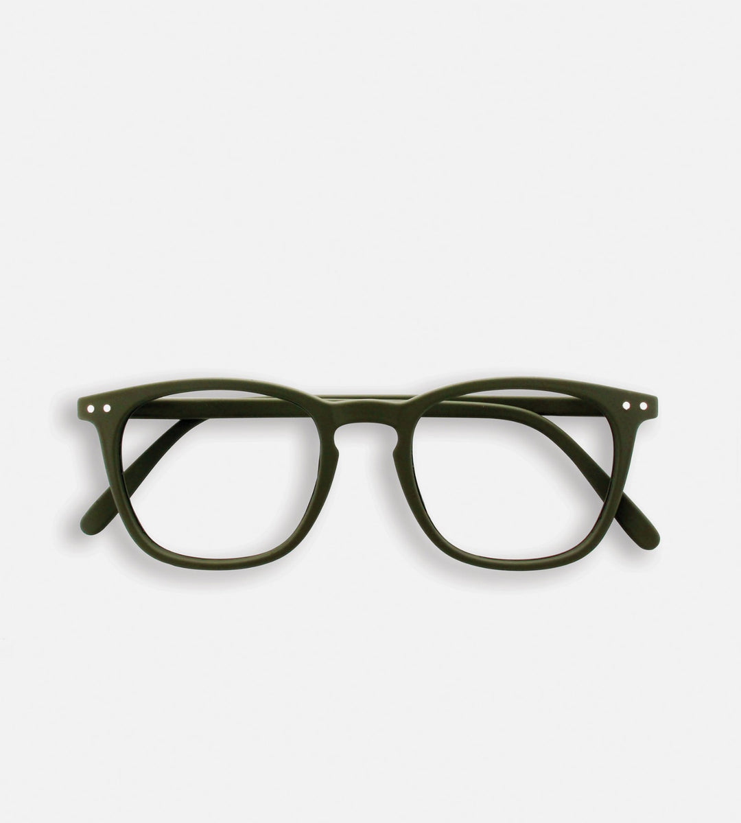 Izipizi Reading Glasses | # E | Khaki Green