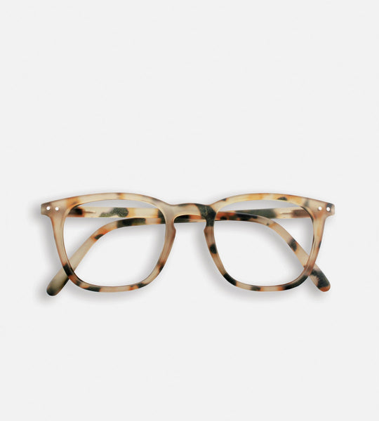 Izipizi Reading Glasses | # E | Light Tortoise