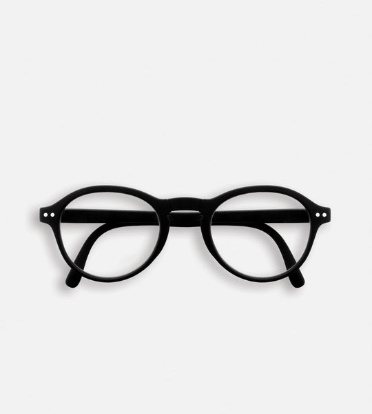 Izipizi Reading Glasses | # F | Black