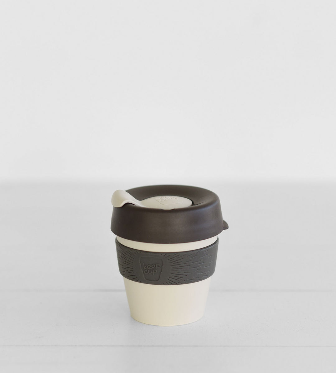 The KeepCup original 227ml size in Natural