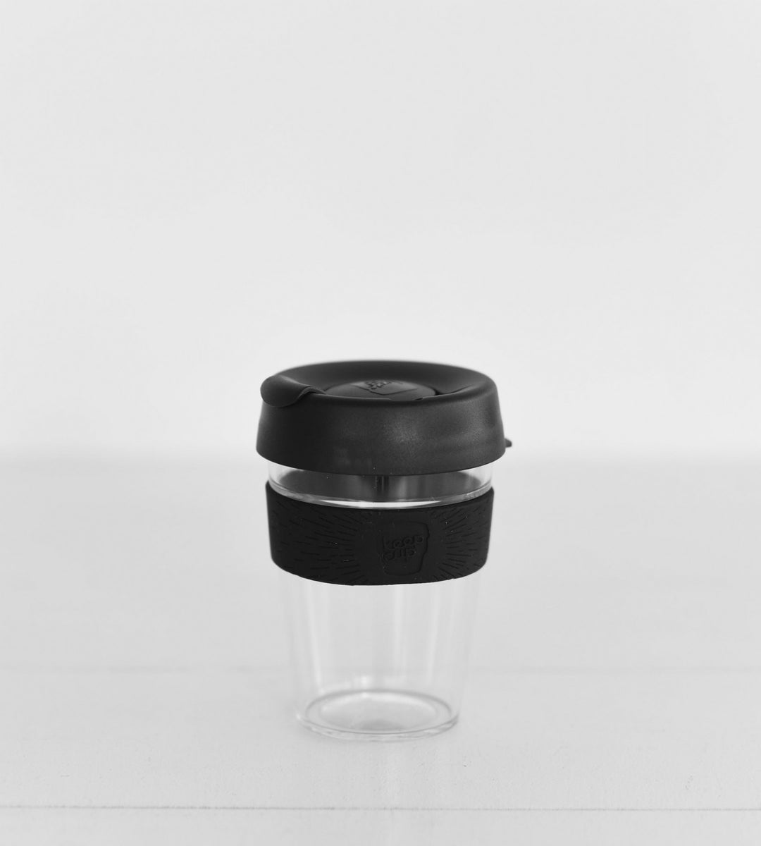 The KeepCup Original Clear 340ml size in Origin
