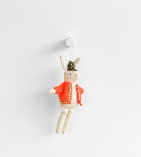 Christmas Decoration | Rabbit Soldier