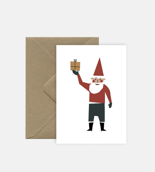 Michoucas Design | Lutin Card