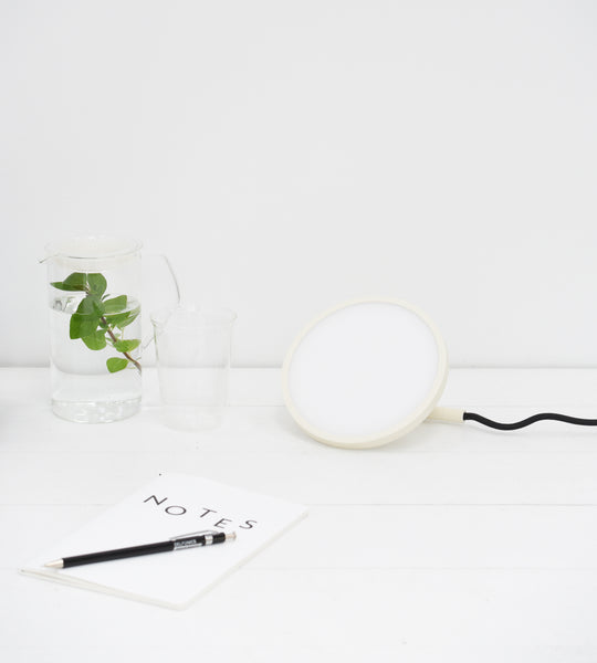 Milligram | Ambient Lamp | White