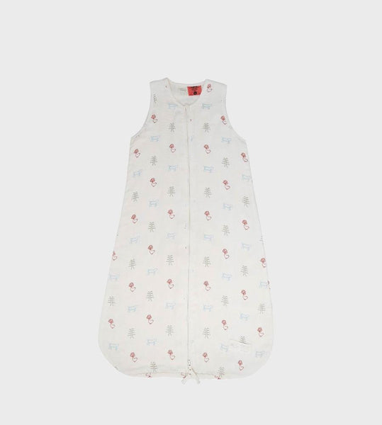 Nature Baby | Muslin Sleeping Bag | Nature Baby Print