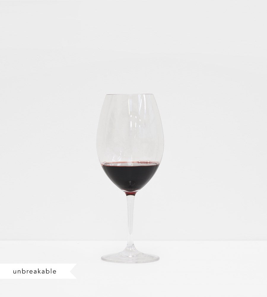 Plumm Outdoors Red Wine Glass