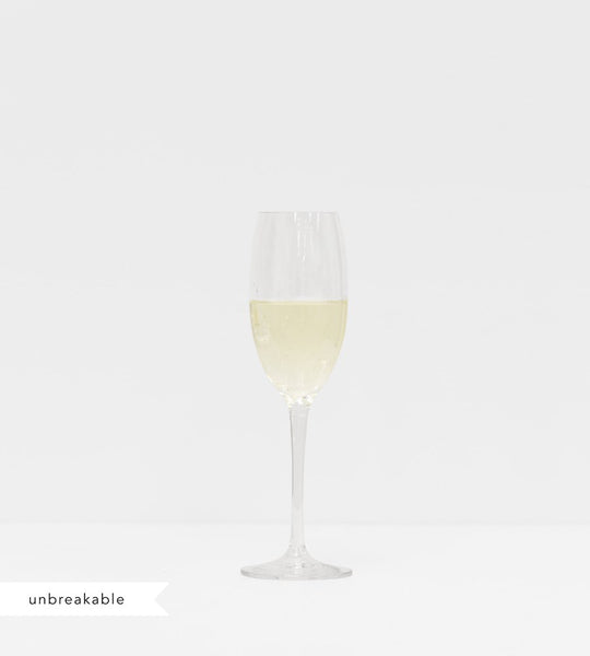 Plumm Outdoors Sparkling Wine Glass