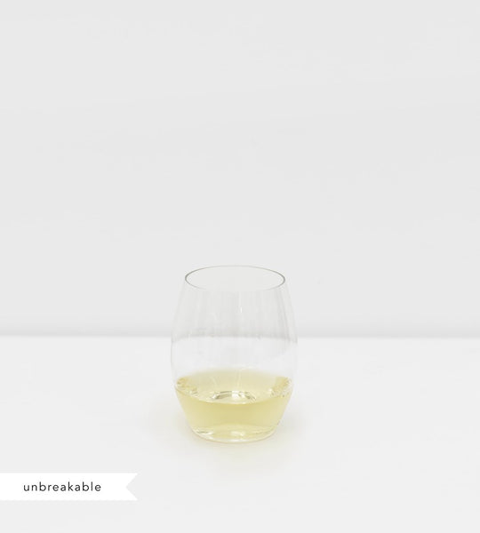 Plumm Outdoors Stemless | White Wine Glass