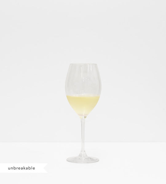 Plumm Outdoors White Wine Glass