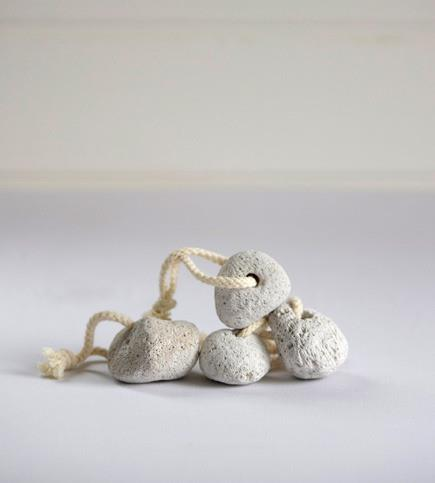 Bathroom Pumice on a Rope
