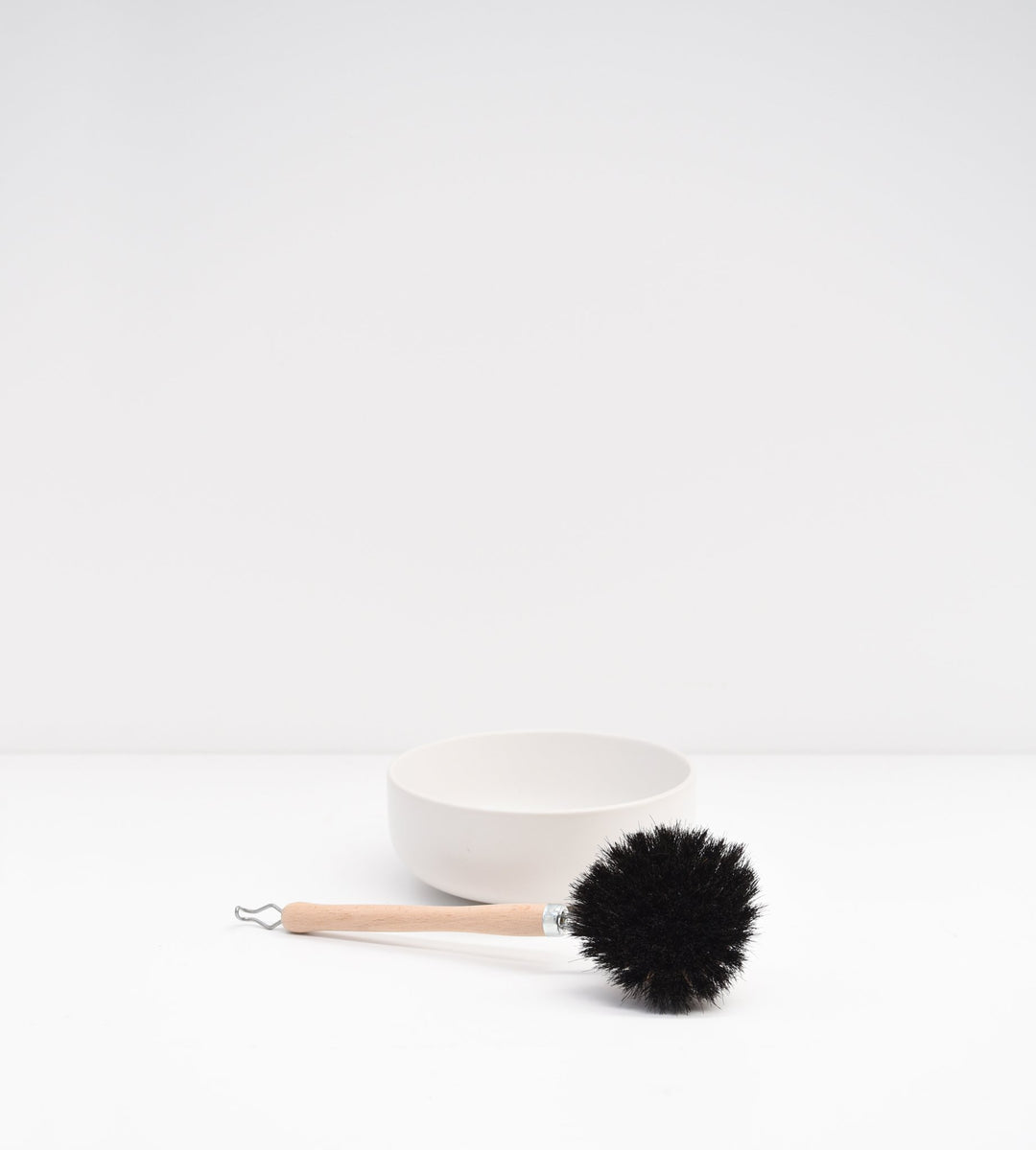 dishwashing brush replaceable head