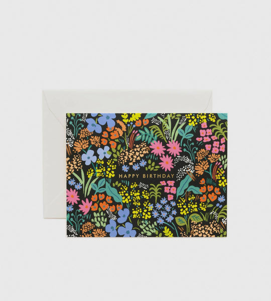 Rifle Paper Co. | Birthday Meadow Card