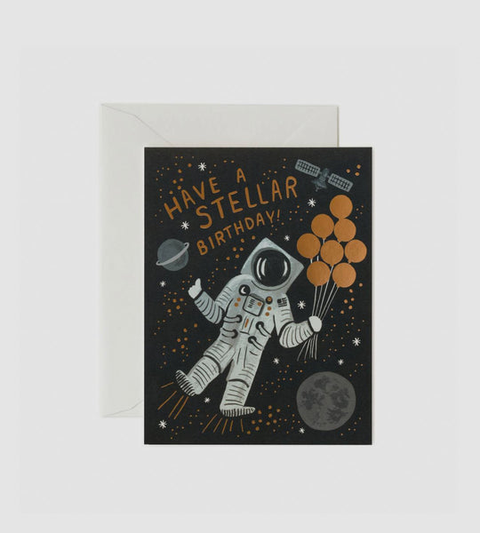 Rifle Paper Co. | Stellar Birthday Card