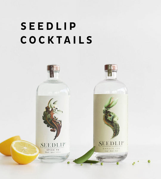Seedlip Cocktail Recipes