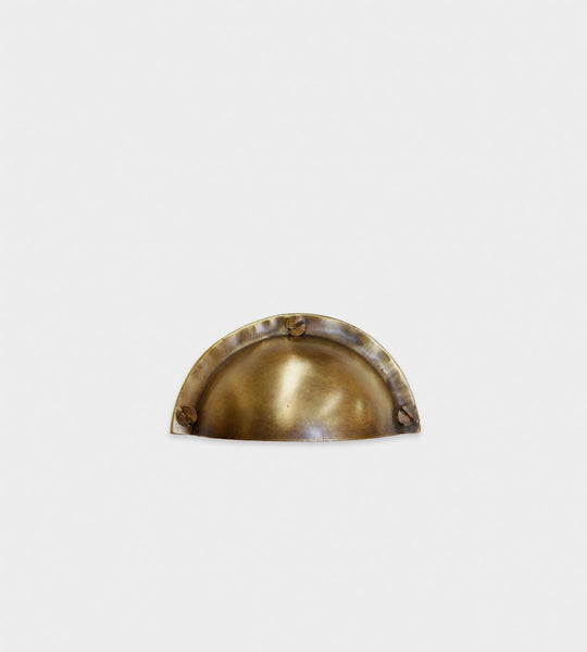 The Society Inc. | Galley Drawer Pull | Brass