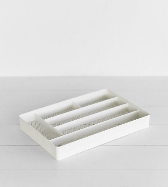 Yamazaki home kitchen cutlery drawer inner tray