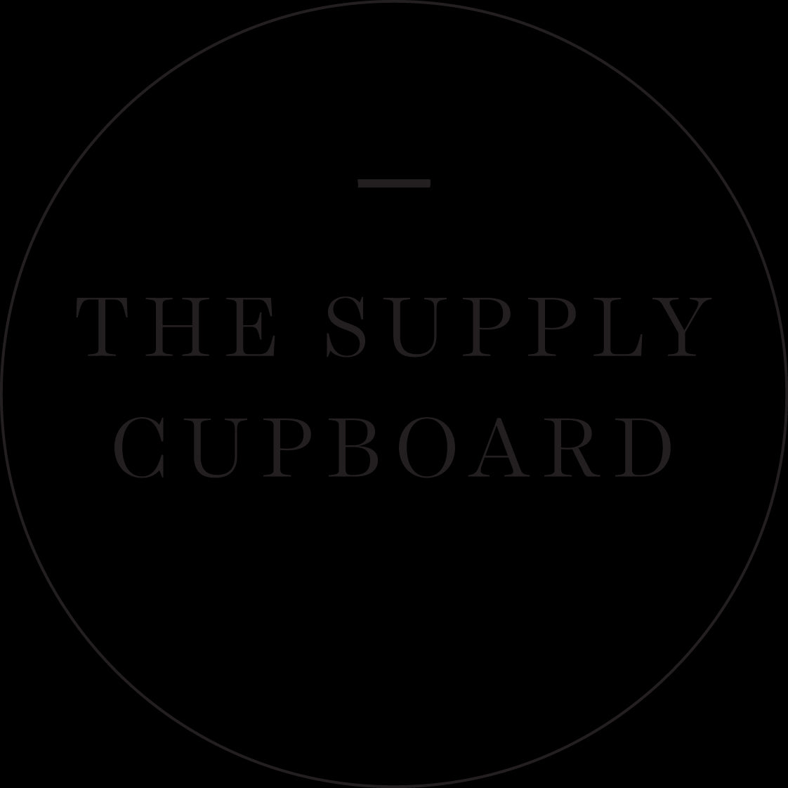 Father Rabbit Supply Cupboard