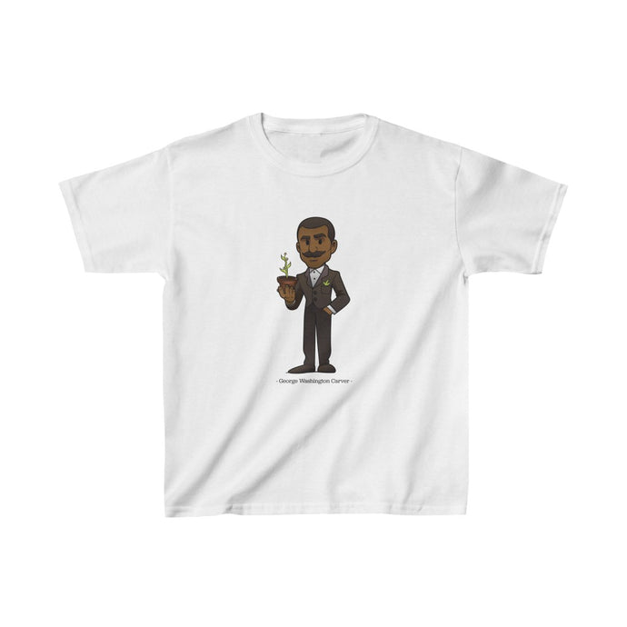 George Washington Carver Tshirt for Kids