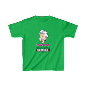 Albert Einstein - Imagination Tshirt for Kids