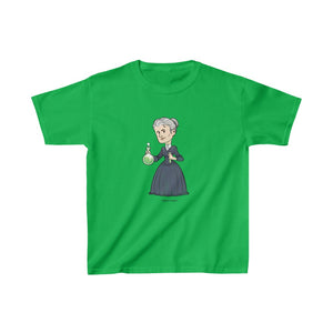 Marie Curie Tshirt for Kids