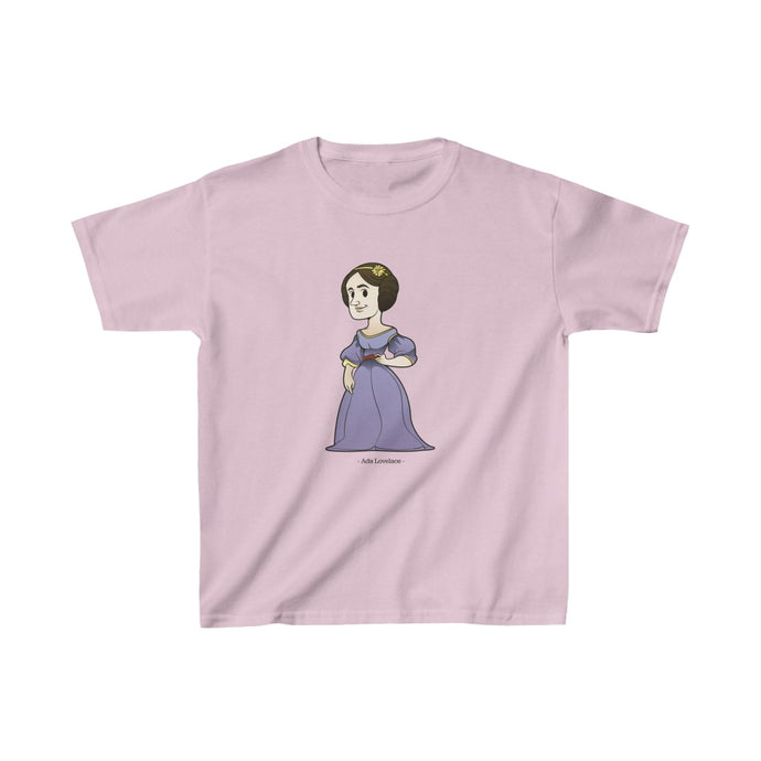 Ada Lovelace Tshirt for Kids