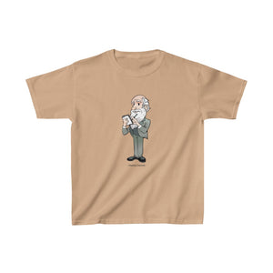 Charles Darwin Tshirt for Kids